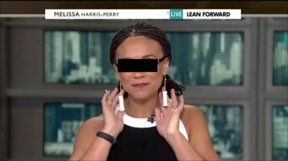 MSNBC-host-wears-tampon-earrings-on-air-VIDEO